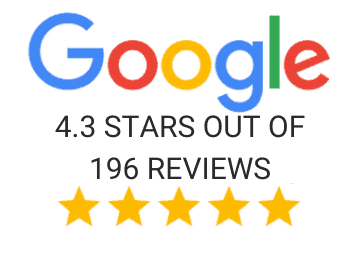 4.3 STARS OUT OF 196 REVIEWS