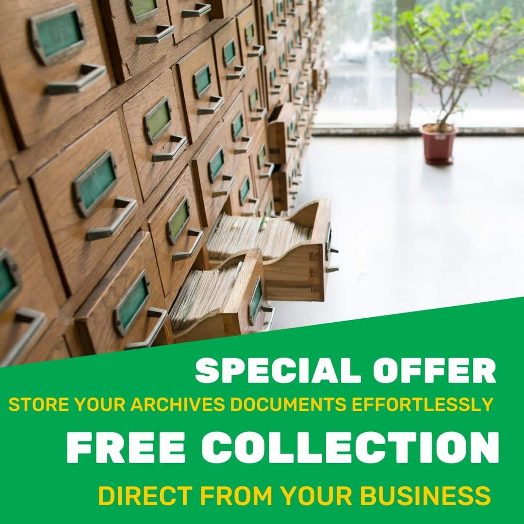 Archive and Document Deals