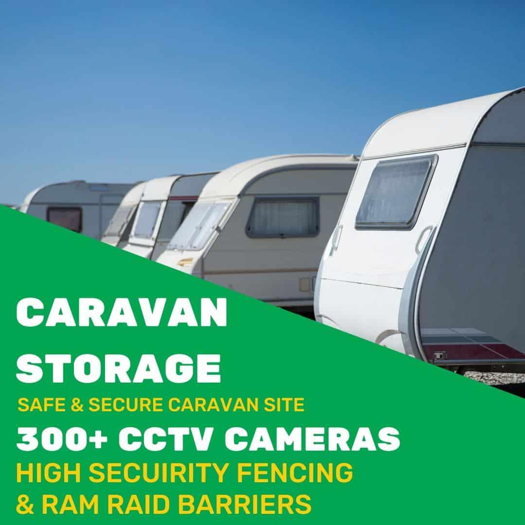 Caravan Storage Special Offer