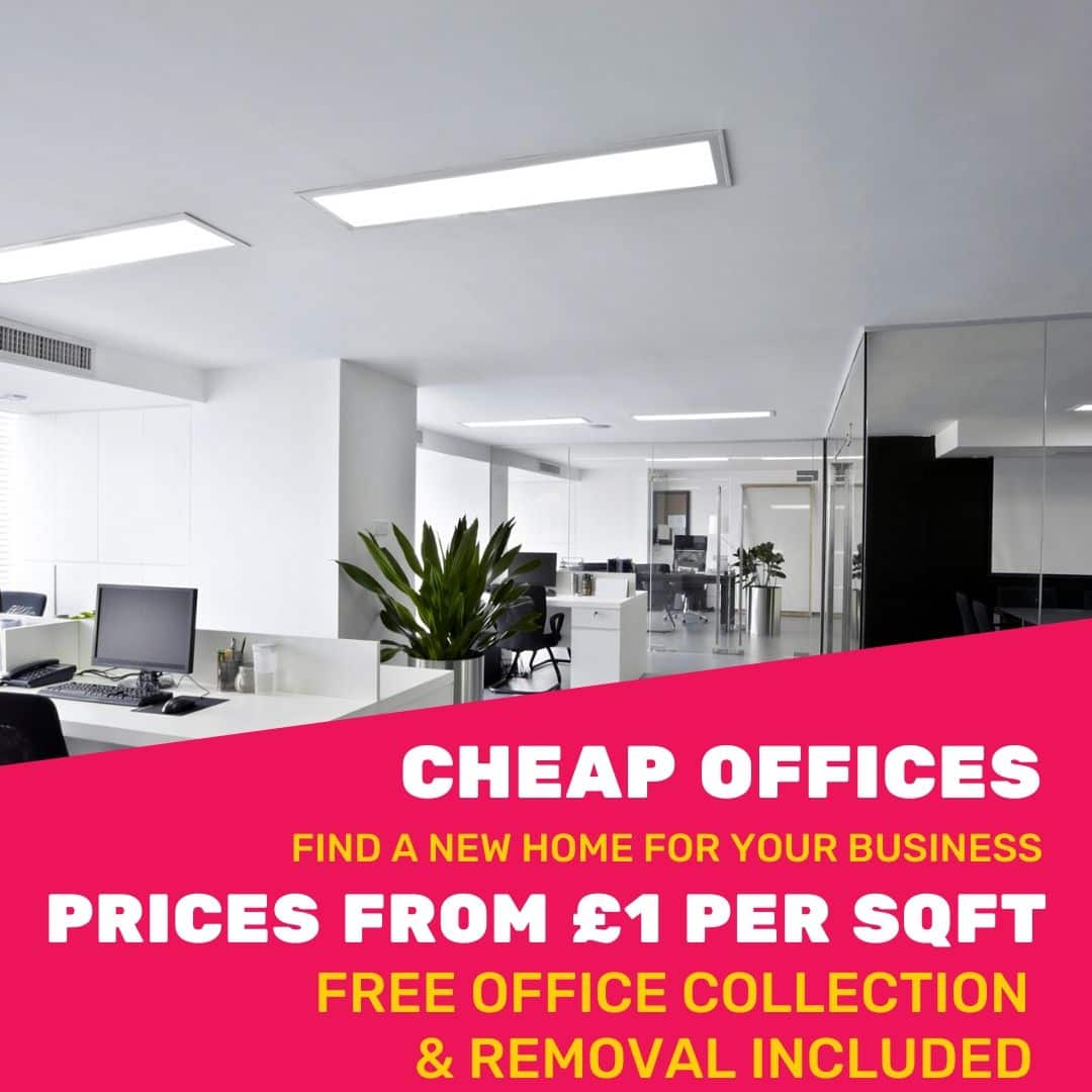 Office Space Deals