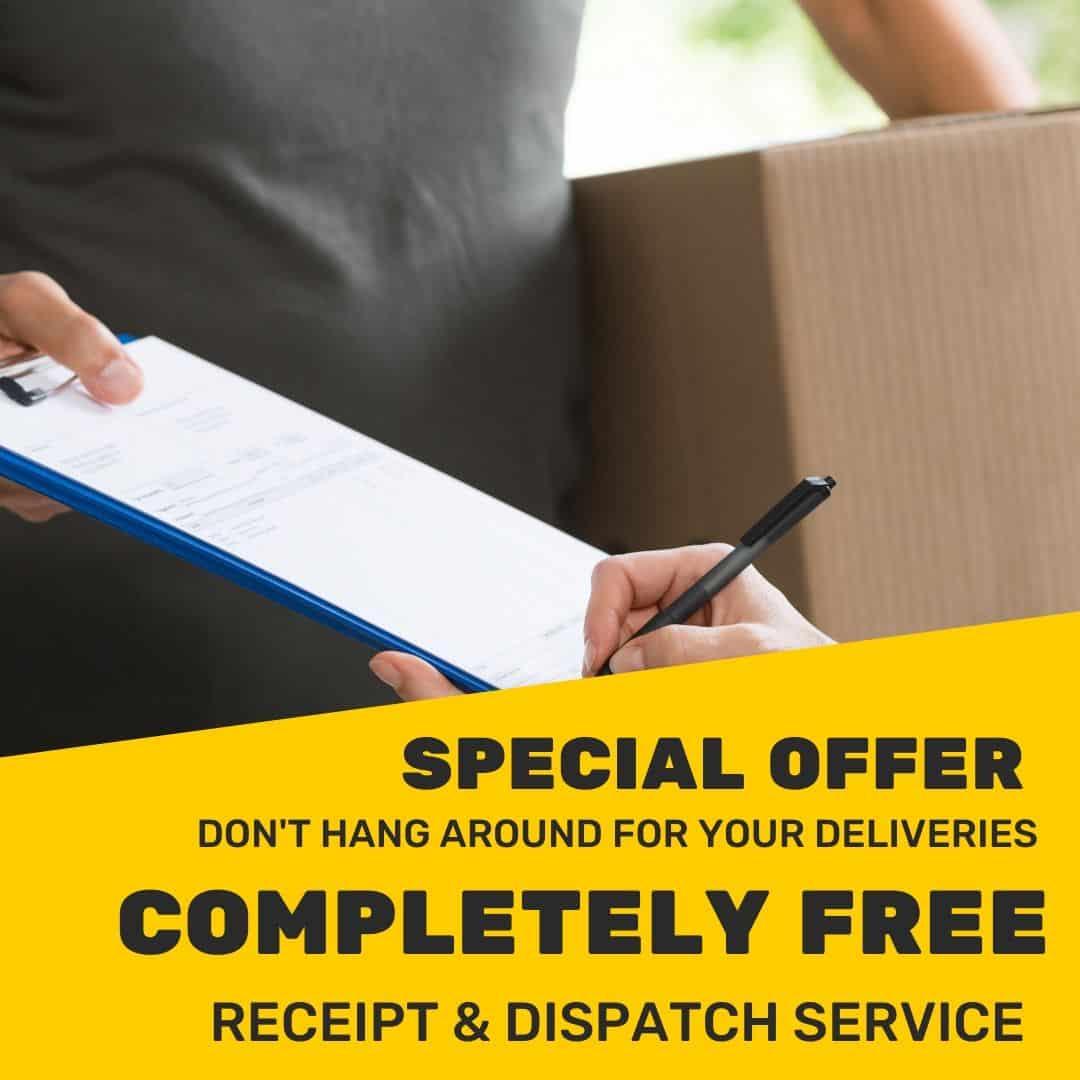 Receipt Dispatch Deals