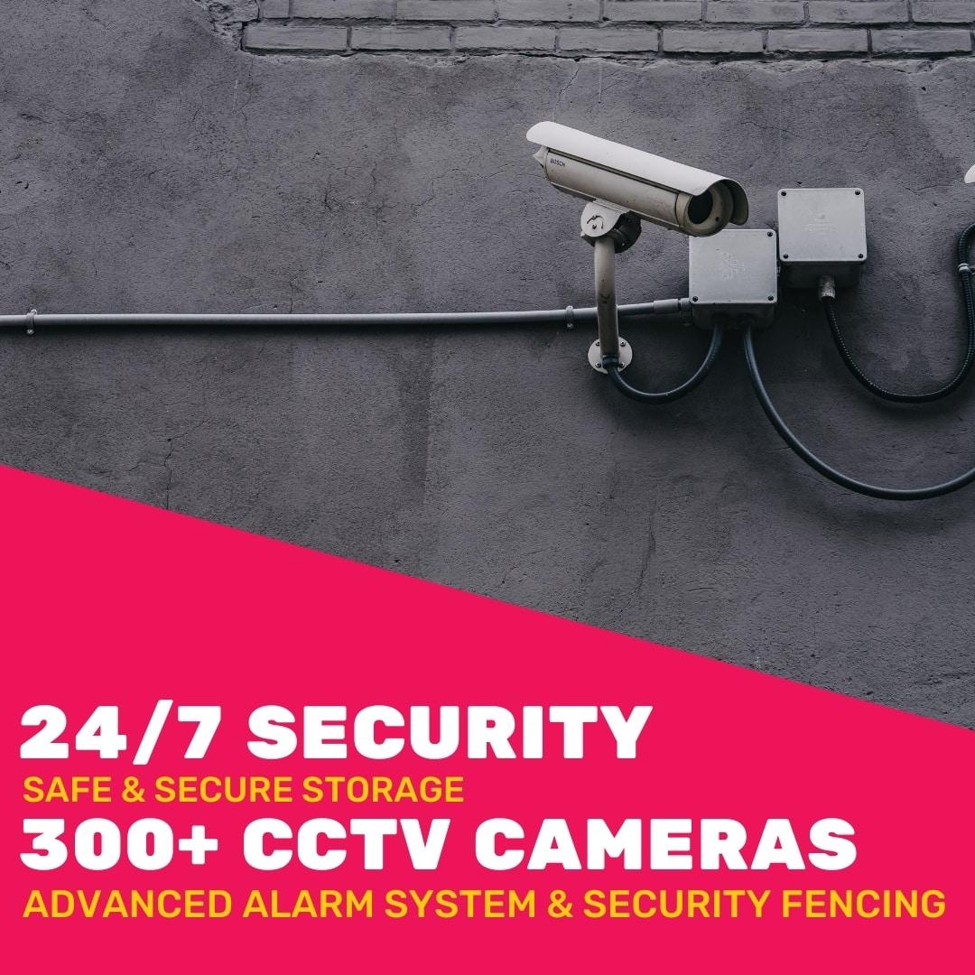 Safe & Secure Storage Offer