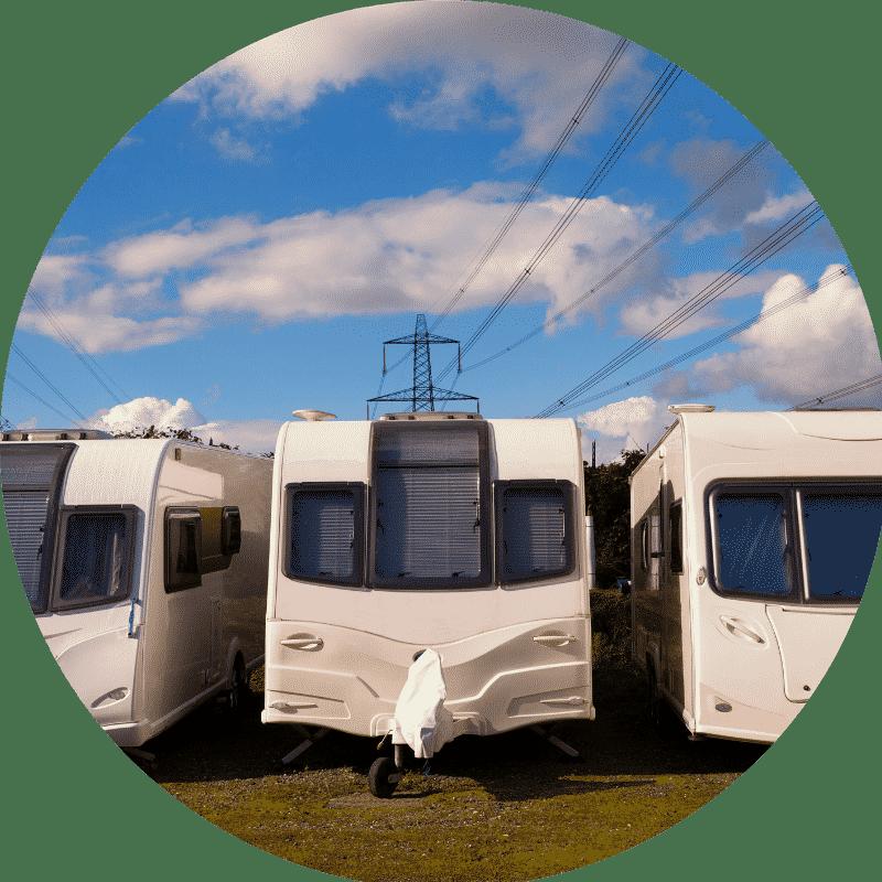 Caravan Storage Services Image