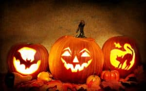 Spooky Pumpkins - Don't store