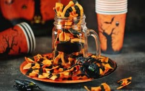 Storing Dry Foods After Halloween