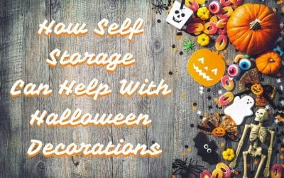 How To Store Halloween Decorations