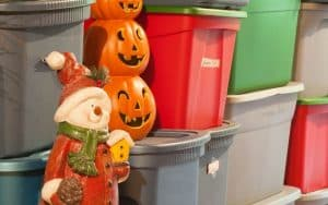 Storage Boxes For Halloween