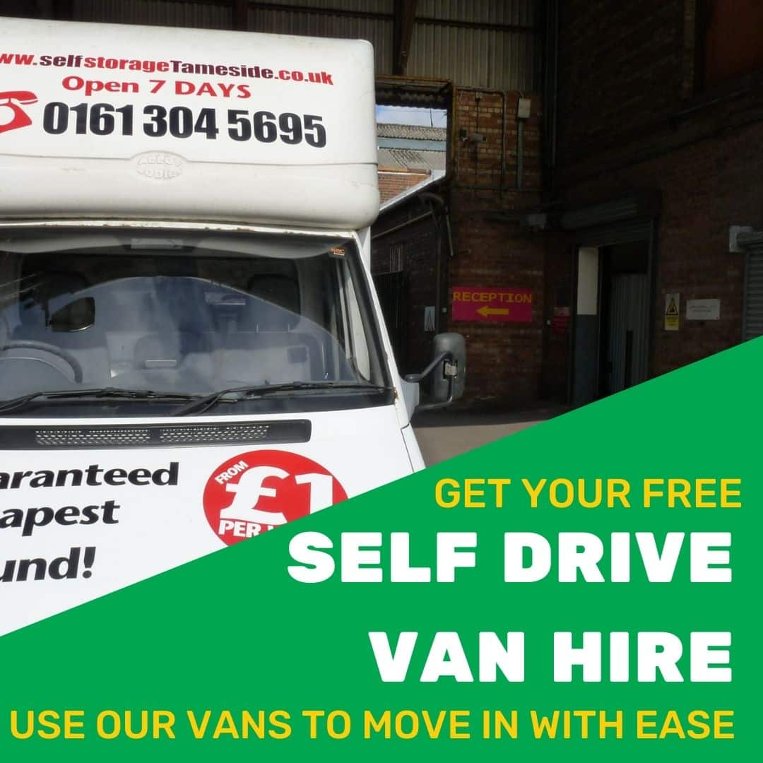 Free Self Drive Van Hire